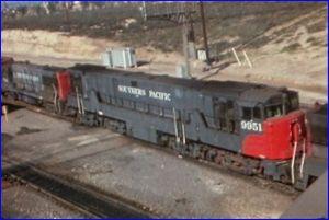 southern pacific alco locomotive